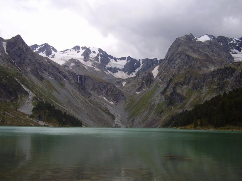 Алтай в июне