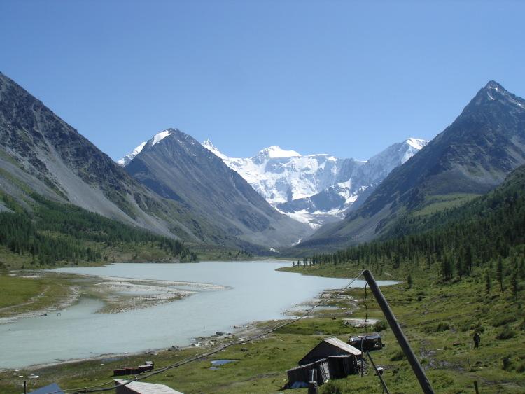 июнь в Горном Алтае
