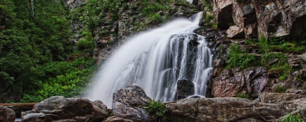 Камышлинский водопад фото