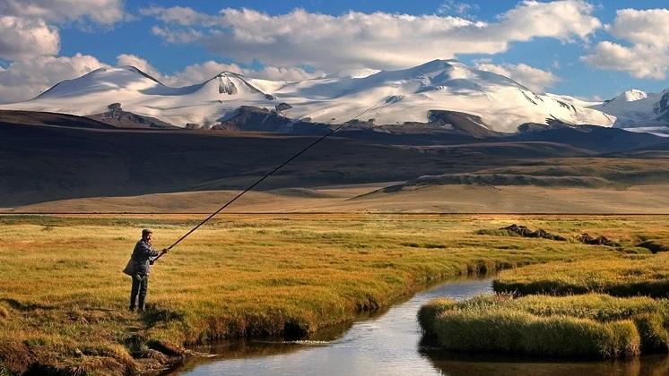 Рыбалка на Горный Алтай