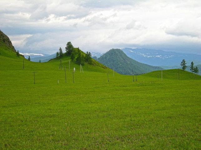 Этноприродный парк «Уч-Энмек», Долина Каракол, озеро Ару-Кем