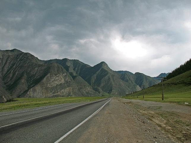 Дорога по Чуйскому тракту экскурсия