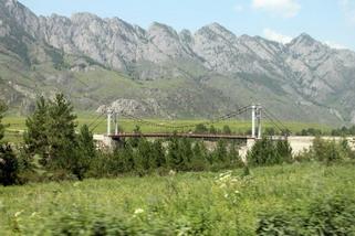 Автомобильные экскурсии в Горном Алтае 2017