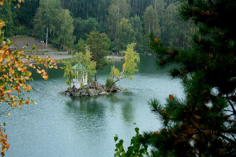 Озеро Ая фото