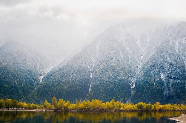 Алтай в сентябре